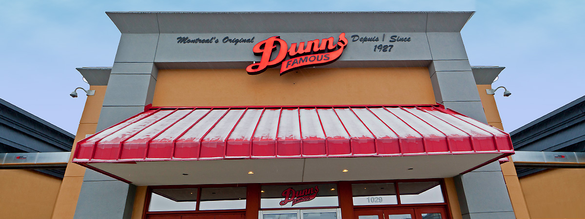 Dunn's Famous Franchising Opportunities
